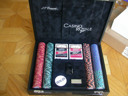 Casino royale poker chips set chip casino review