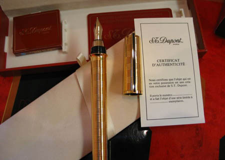 Mozart Fountain Pen