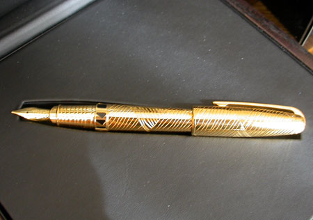 Africa 2001 Fountain Pen